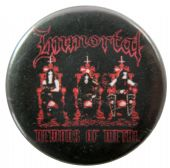 Immortal - 'Demons of Metal' Button Badge